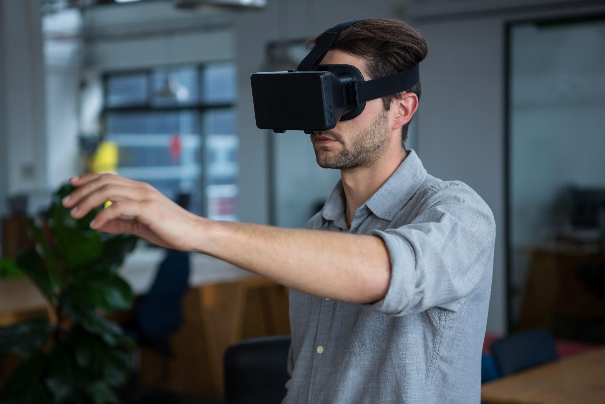 VR Headset - Mann